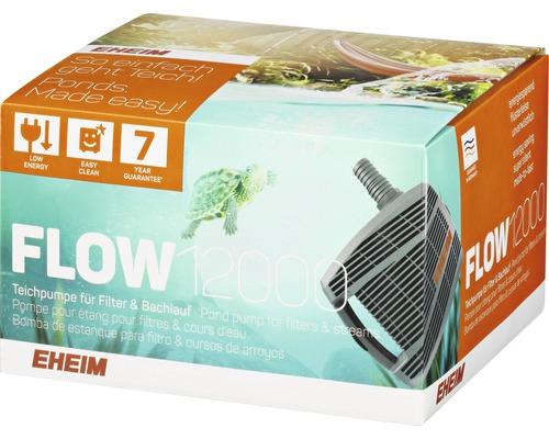 Pompe de bassin EHEIM FLOW12000 pour filtre ou ruissellement