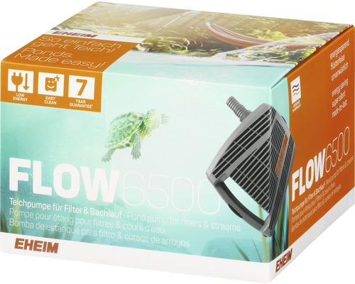 Pompe de bassin EHEIM FLOW6500 pour filtre ou ruissellement
