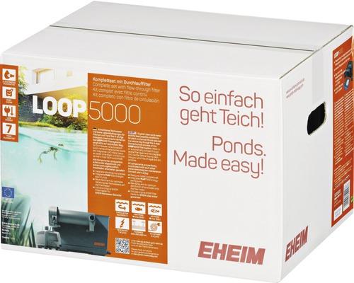 Filtre gravitaire EHEIM LOOP5000 set complet