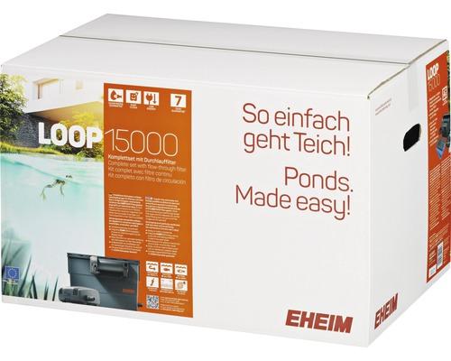 Filtre gravitaire EHEIM LOOP15000 set complet