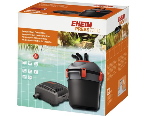 Druckfilter EHEIM PRESS7000 Komplettset