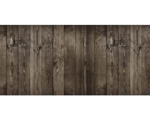 Paillasson anti-salissures wood brown 67x150 cm