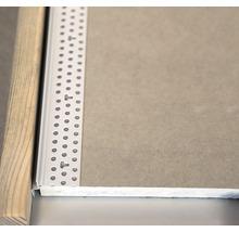 Profilé de raccordement PVC PP 15 mm longueur 3,05 m botte = 40 pièces-thumb-2