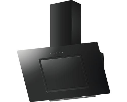 Hotte inclinée PKM S26-90 BBTY largeur 89,50cm noire