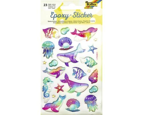 Sticker époxy II 23 pces