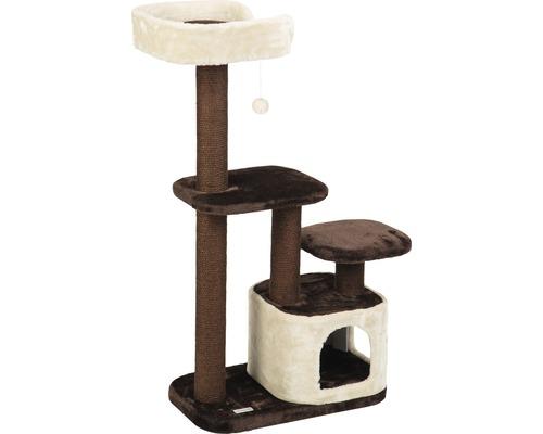 Arbre à chats Karlie Poronti 60x40x115cm marron