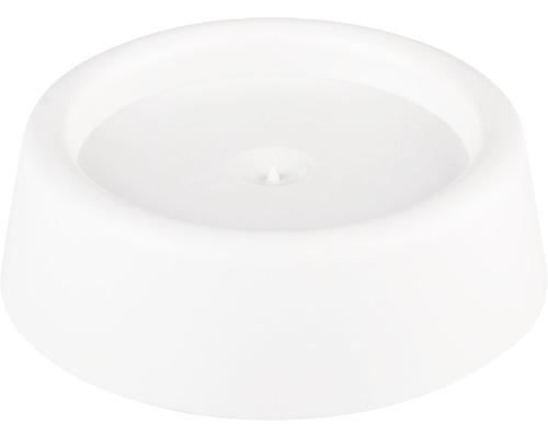 Patin anti-vibrations 45/65mm pour sèche-linge et lave-linge blanc 4pièces