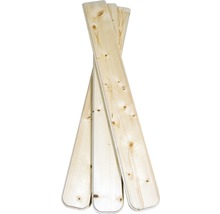 Planches de balcon/clôture épicéa 950x115x18 mm 3 pièces-thumb-0