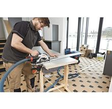 Scie circulaire sans fil Bosch Professional GKS 18V-57 G avec L-BOXX 238 et lame de scie circulaire (Sandard for Wood, 165 x 1,7/1,2 x 20 mm, 36 dents), sans batterie ni chargeur-thumb-1