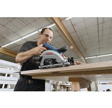 Scie circulaire sans fil Bosch Professional GKS 18V-57 G avec L-BOXX 238 et lame de scie circulaire (Sandard for Wood, 165 x 1,7/1,2 x 20 mm, 36 dents), sans batterie ni chargeur-thumb-2