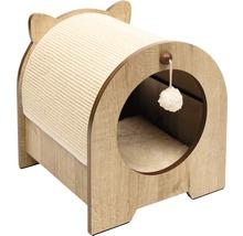 Meuble à griffer Catit Vesper Minou 36 x 36,5 x 40,5 cm-thumb-0