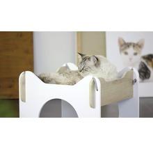 Meuble pour chat Catit Vesper Cabana 50 x 50 x 53 cm blanc-thumb-4
