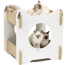 Meuble pour chat Catit Vesper Cabana 50 x 50 x 53 cm blanc-thumb-5