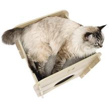 Meuble pour chat Catit Vesper Cottage 50 x 50 x 49 cm chêne-thumb-4