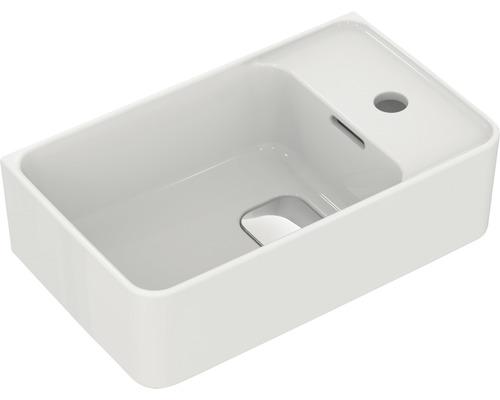 Lave-mains Ideal STANDARD Strada II 45 cm trou pour robinetterie à droite T299401