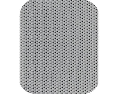 Set de 2 tapis à utilisation universelle taupe 28x37 cm