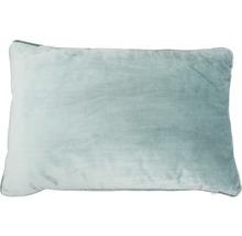 Coussin décoratif Velvet menthe 40x60 cm-thumb-0