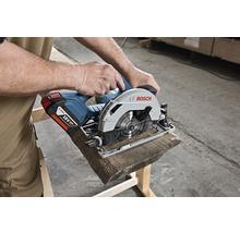 Scie circulaire sans fil Bosch Professional GKS 18V-57 G avec L-BOXX 238 et lame de scie circulaire (Sandard for Wood, 165 x 1,7/1,2 x 20 mm, 36 dents), sans batterie ni chargeur-thumb-3