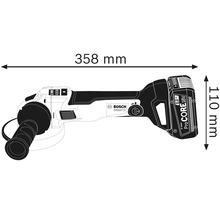 Meuleuse d''angle sans fil Bosch Professional GWS 18V-10 SC avec bride et L-BOXX, sans batterie ni chargeur-thumb-4