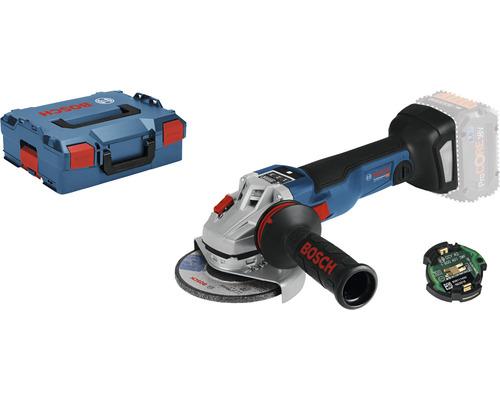 Meuleuse d''angle sans fil Bosch Professional GWS 18V-10 SC avec bride et L-BOXX, sans batterie ni chargeur