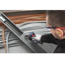 Meuleuse d'angle sans fil Bosch Professional GWS 12V-76 avec 1 x disque à tronçonner en métal dur, 2 disques à tronçonner en Inox et L-BOXX 102, sans batterie ni chargeur-thumb-2