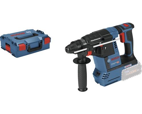 Marteau perforateur sans fil avec SDS plus Bosch Professional GBH 18V-26 avec L-BOXX 136, sans batterie ni chargeur