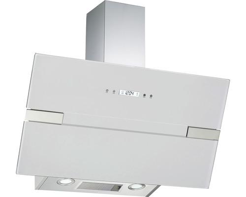 Hotte inclinée PKM S25-90 AWTH largeur 90cm blanche