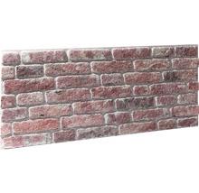 Lambris brique Rebel of Styles UltraLight Brick Loft rouge 50x120 cm-thumb-1