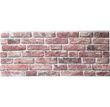 Lambris brique Rebel of Styles UltraLight Brick Loft rouge 50x120 cm-thumb-0
