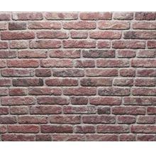 Lambris brique Rebel of Styles UltraLight Brick Loft rouge 50x120 cm-thumb-2