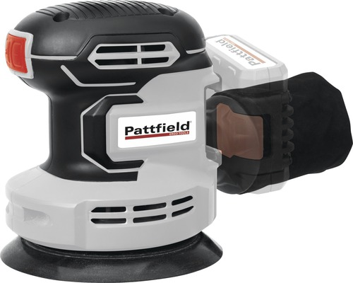 Ponceuse excentrique sans fil PE-20 ROSB Pattfield 20V