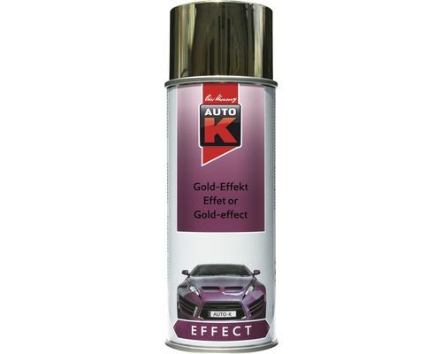 Auto-K Effect effet or peinture en aérosol or 400ml