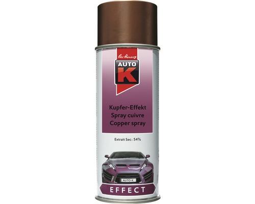 Auto-K peinture en aérosol effet cuivre 400ml