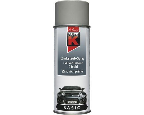 Auto-K Basic spray à base de poudre de zinc 400ml