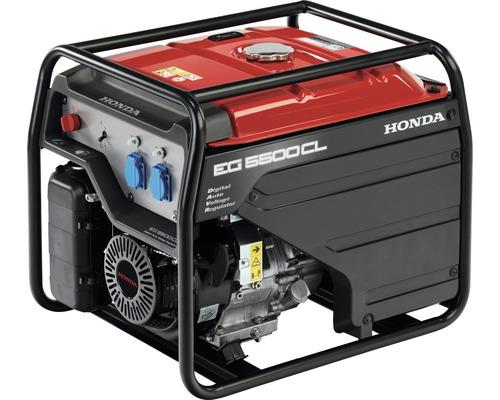 Stromerzeuger HONDA Digital-AVR EG 5500 6 kW 230V