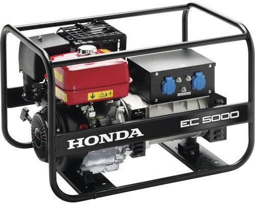 Stromerzeuger HONDA Kondensator EC 5000 6 kW 230V