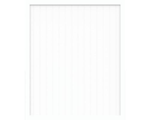 Élément principal BasicLine type A 180 x 180 cm, blanc