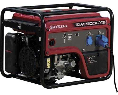 Stromerzeuger HONDA Rahmengerät i-AVR EM 5500 6 kW 230V