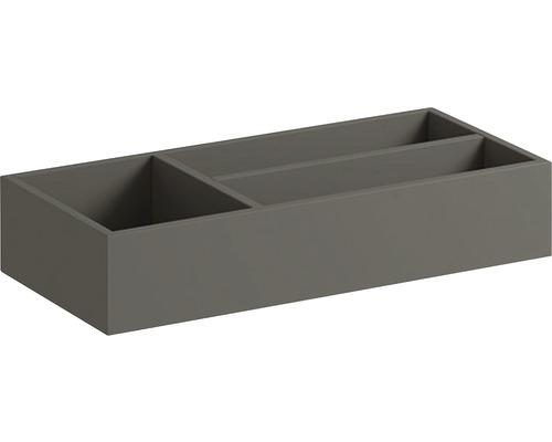 Insert pour tiroir Keramag/GEBERIT Xeno² 32,3x6,2x15 cm 500525001