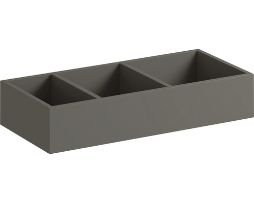 Insert pour tiroir Keramag/GEBERIT Xeno² 32,3x6,2x15 cm 500526001