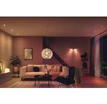 Ampoule LED Philips hue White & Color Ambiance à intensité lumineuse variable violet 2x E27 9,5W 806 lm 2000K-6500 K RGB - avec SMART HOME by HORNBACH-thumb-6