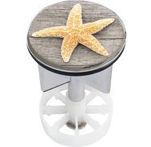 Bouchon excentrique étoile de mer 2 40mm-thumb-0