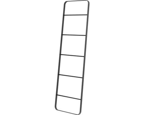 Porte-serviettes échelle Sealskin Brix noir