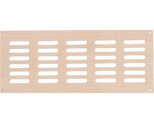 Grille d''aération pour sauna Karibu 31,5x12,5 cm