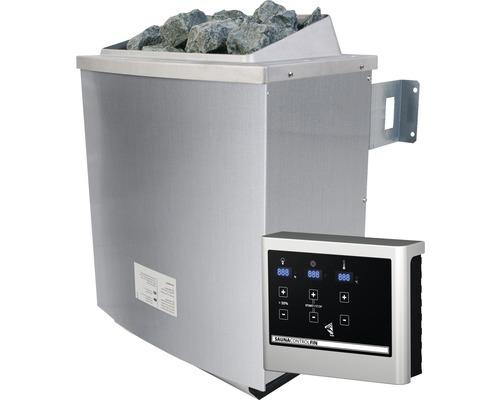 Poêle de sauna Karibu 4,5kW commande externe incluse Easy