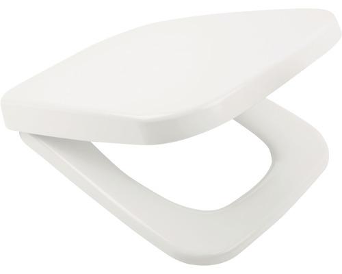 WC-Sitz Cubo/Quadra 2.0 weiß mit Absenkautomatik