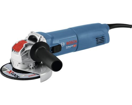 Meuleuse d''angle avec système à changement rapide X-LOCK Bosch Professional GWX 14-125