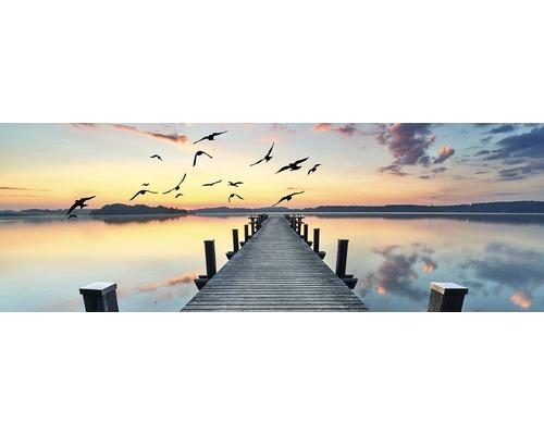 Panneau décoratif Flying Birds 48x138 cm