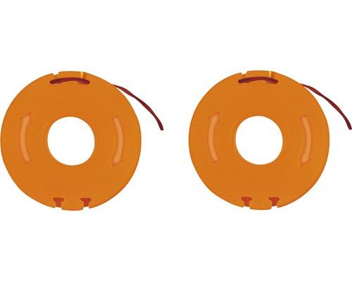 Bobine de rechange/bobine de débroussailleuse WORX pour WG157E & WG163E