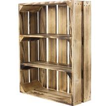Caisse pour étagère moiré 50x40x15 cm-thumb-0